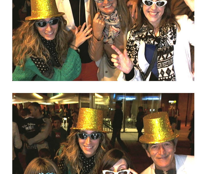 Alquiler Photomaton bodas en Pamplona