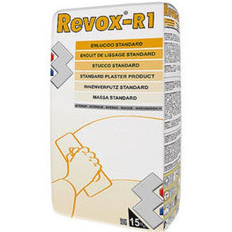 R-1 Revox Standard en almacén de pinturas en ciudad lineal.