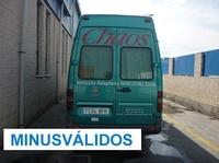Autocares Chaos, S.A. - Vehículo adaptado para personas con movilidad reducida