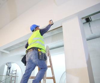 Rehabilitación de fachadas: Servicios de Bell-Mar
