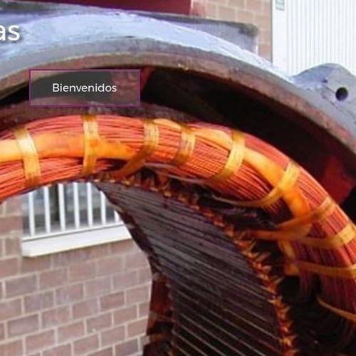 especialistas en la reparación e instalación de maquinaria electrica y bombas de agua - bobinado de motores.