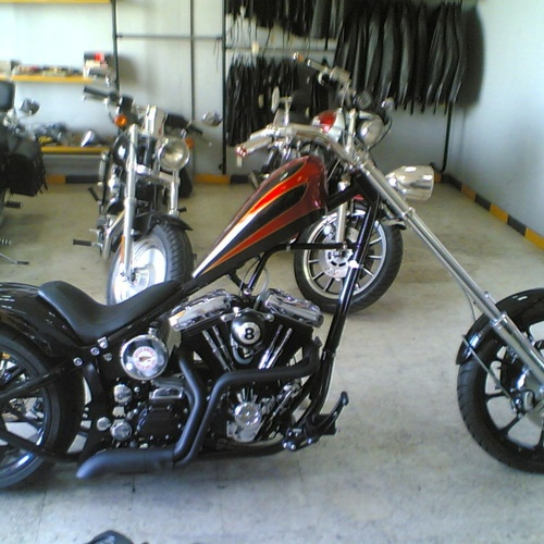 Encuentra todos los artículos para la personalización de tu Harley