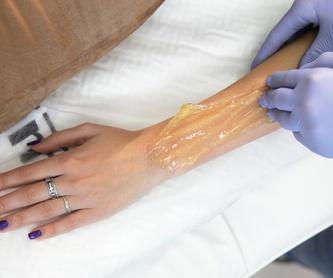 Higiene facial: Servicios de Centro de Estética y Masajes María Deníz