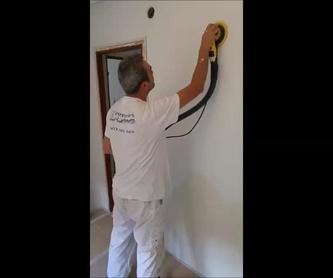 Lacado de puertas: Servicios de Pintores Artedec
