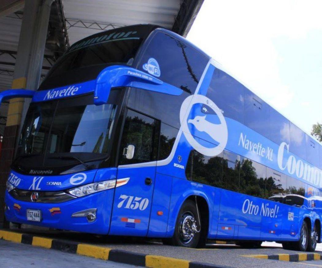 En autobús a los conciertos