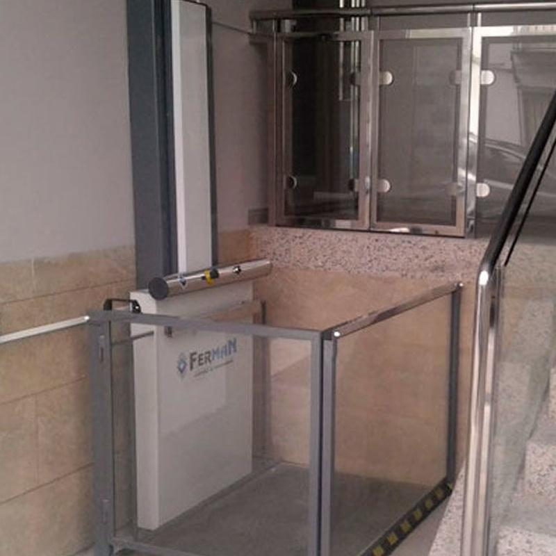 Plataforma vertical: Productos de Ferman Elevación