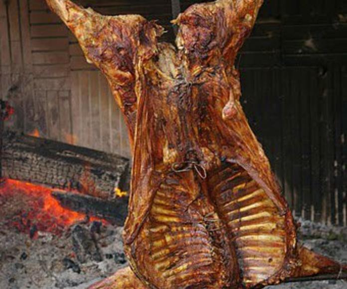 Carnes: Especialidades  de Restaurante La Viña