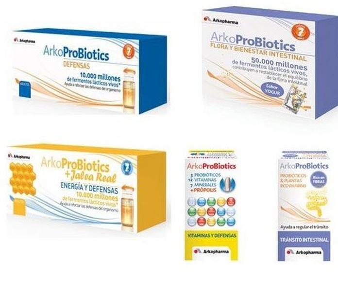 ArkoProbiotics : Productos y Promociones de Farmacia Lucía