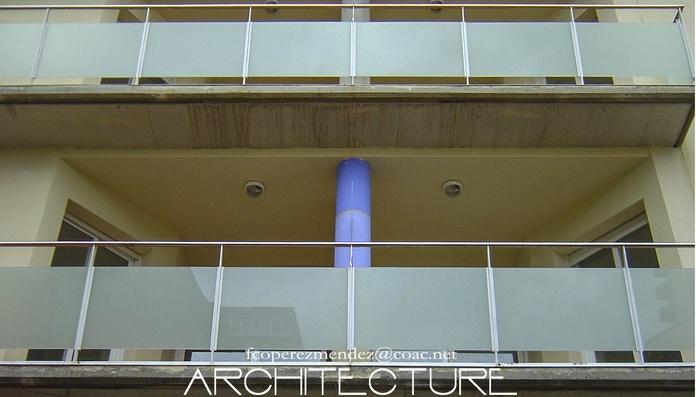 Edificio de 30 Viviendas en la Calle de Vilamar.  Calafell  Tarragona: Proyectos  architectsitges.com de FPM Arquitectura