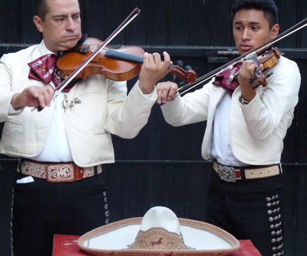 Las canciones de mariachis más famosas