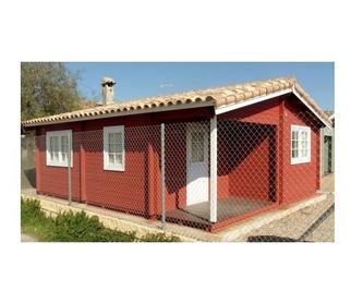 Daniela Bella (105 m2): Casas de madera de 5SCC Casas de Madera
