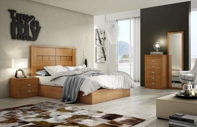 dormitorios de matrimonio: Muebles San Francisco