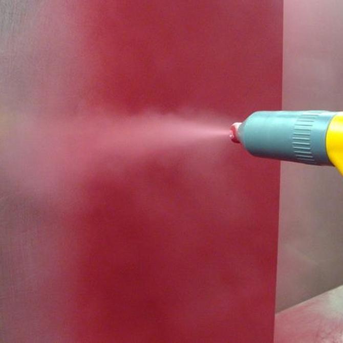 La pintura de poliuretano