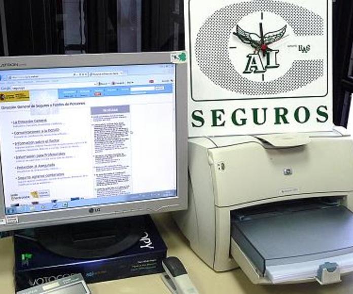 SEGUROS: Catálogo de Lopse Asesores