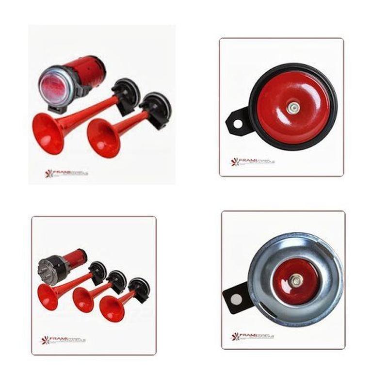 Bocinas - Claxon: Productos de Frami Canarias