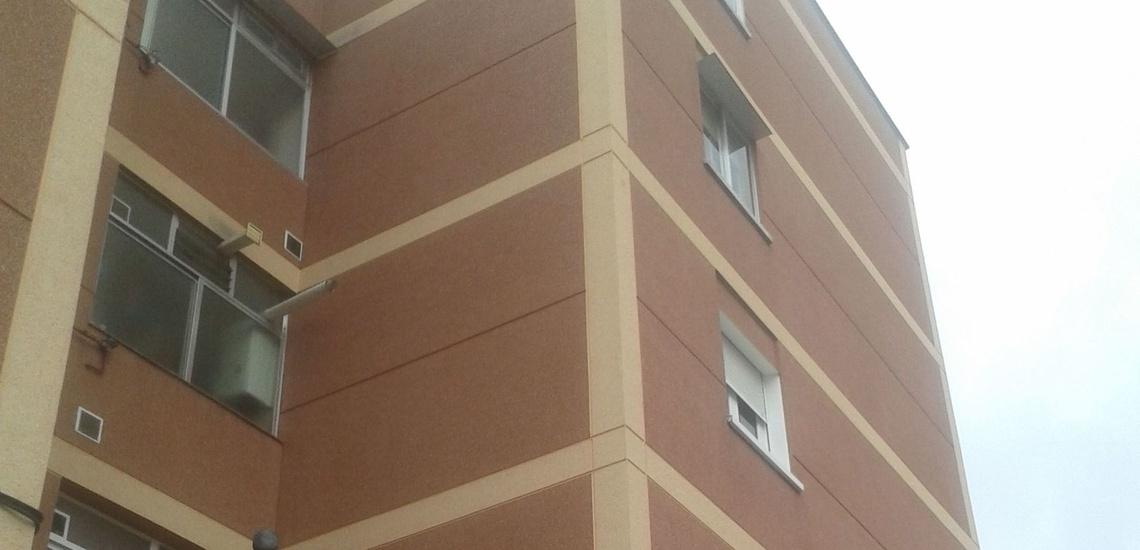 Impermeabilización y fachadas SATE en Fuenlabrada