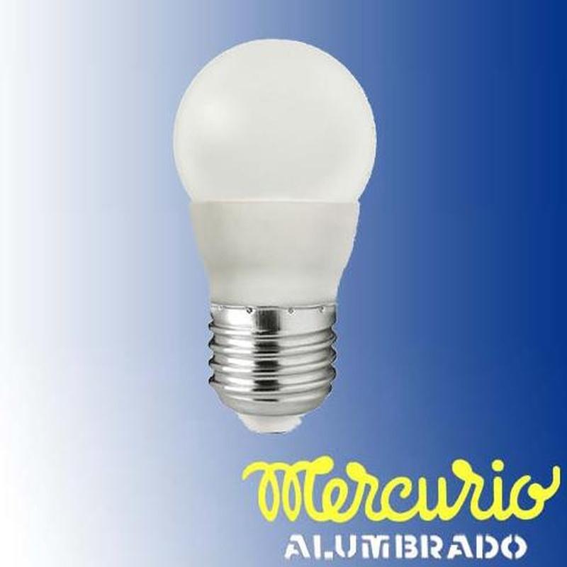 Bombilla LED esférica Asturias