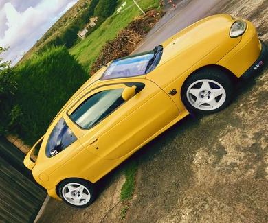 Renault Megane Coupe - Strongflex & LiquiMoly
