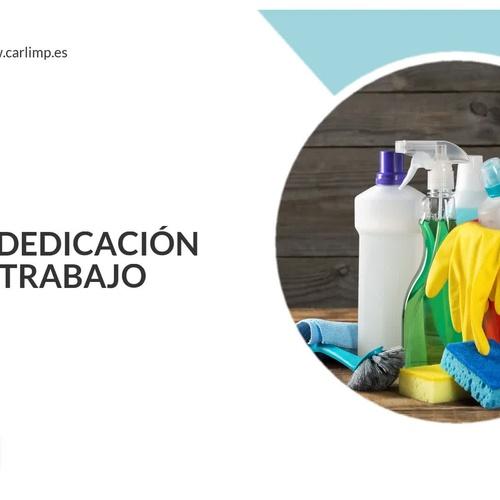 Empresa de limpieza en Madrid centro | Carlimp