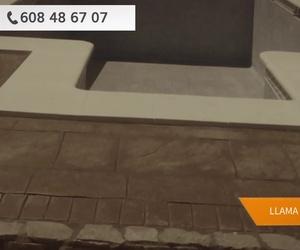 Hormigón pulido en Badajoz | Pavimentos Moreno