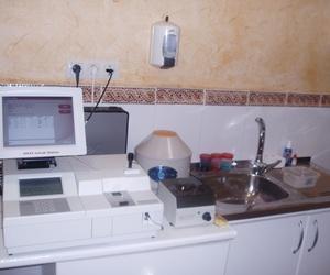 laboratorio, realizamos hemogramas, bioquimicas sanguineas, citologias