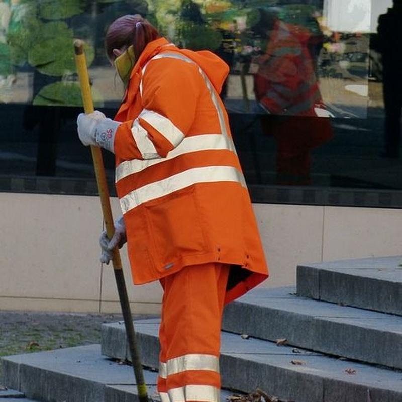 Limpiezas especiales: Servicios de Limpiezas Suamso