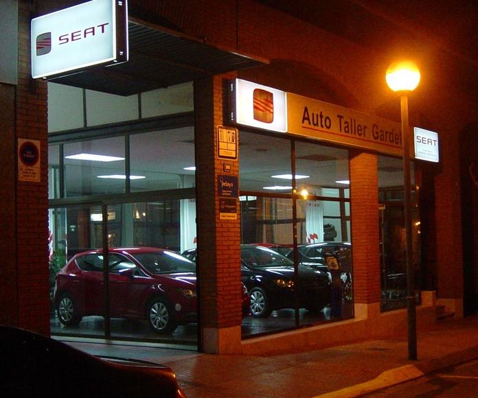 Compra-venta de vehículos: Productos y servicios de FERNANDO PUIGPINOS MARTíNEZ