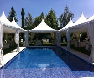 Servicio profesional de carpas para eventos en Valladolid