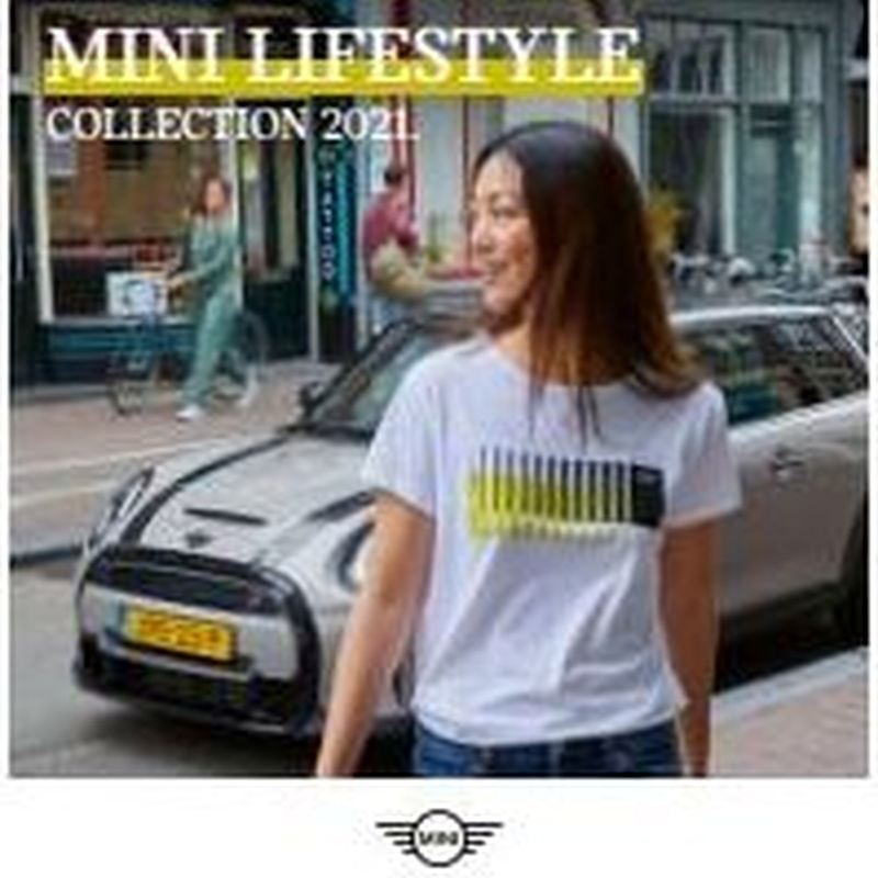 LIFESTYLE MINI 2021: Catálogo de Spamóvil Servicio Oficial BMW-MINI