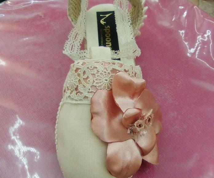 Zapatillas Esparteras personalizadas: Catálogo de Anasu