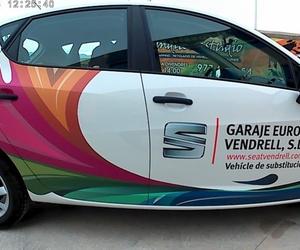 Rotulación de vehículos en Tarragona