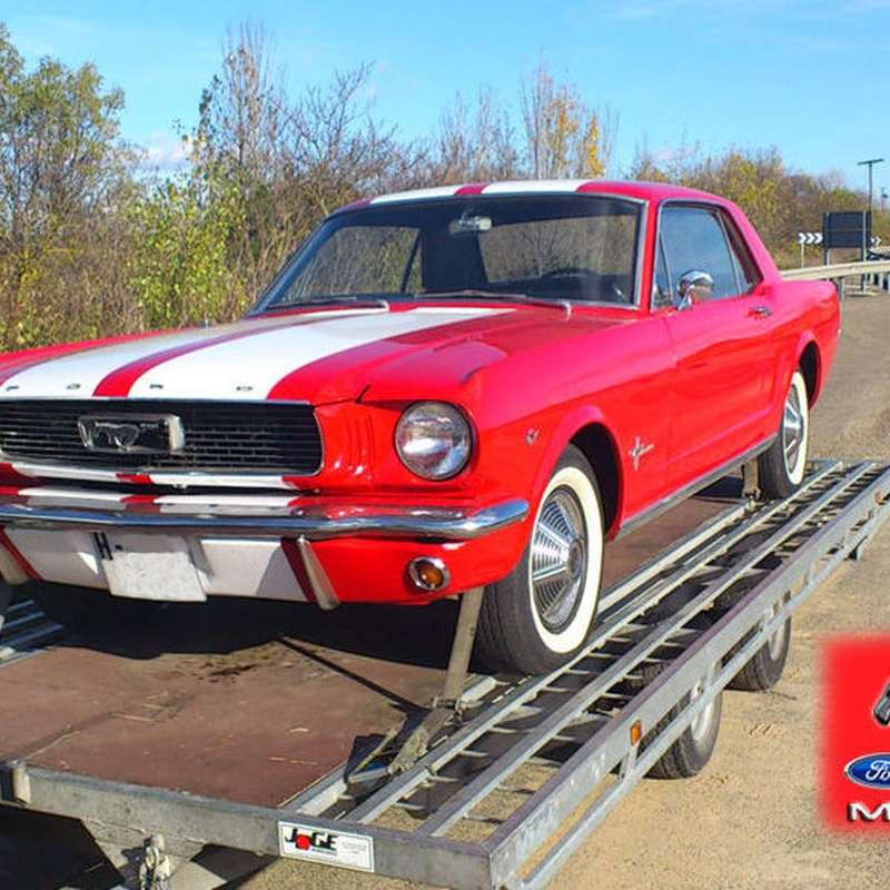 Ford Mustang -1.965-