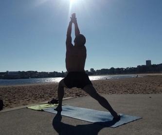 YOGA DHT: Actividades de Hanuman-Yoga Estudio