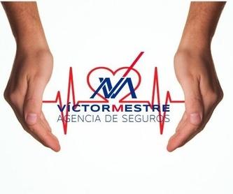 Hospitalización: Todos nuestros seguros de Víctor Ramón Mestre. Mediadores de Seguros
