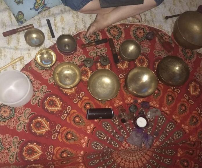 Viernes de relajación con Cuencos Tibetanos