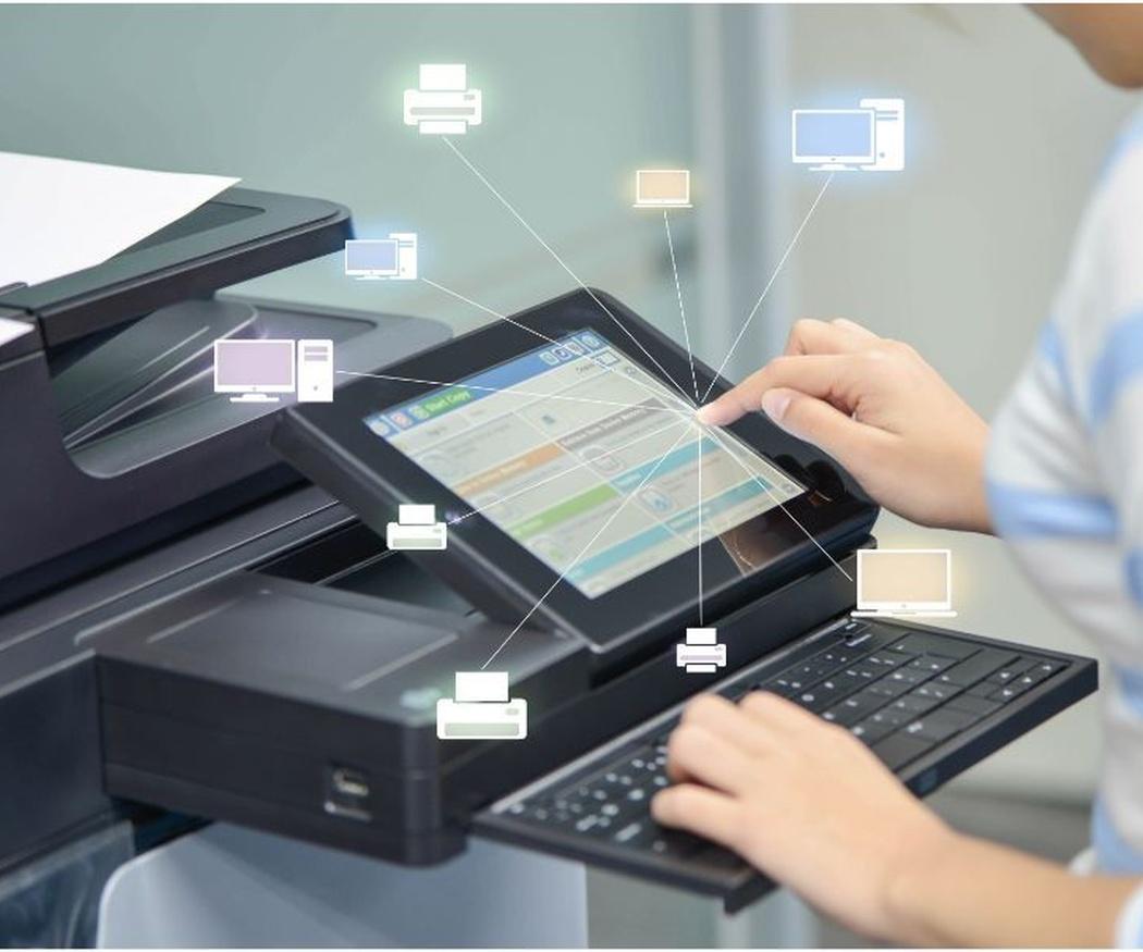 Impresoras multifunción, averías y mantenimiento