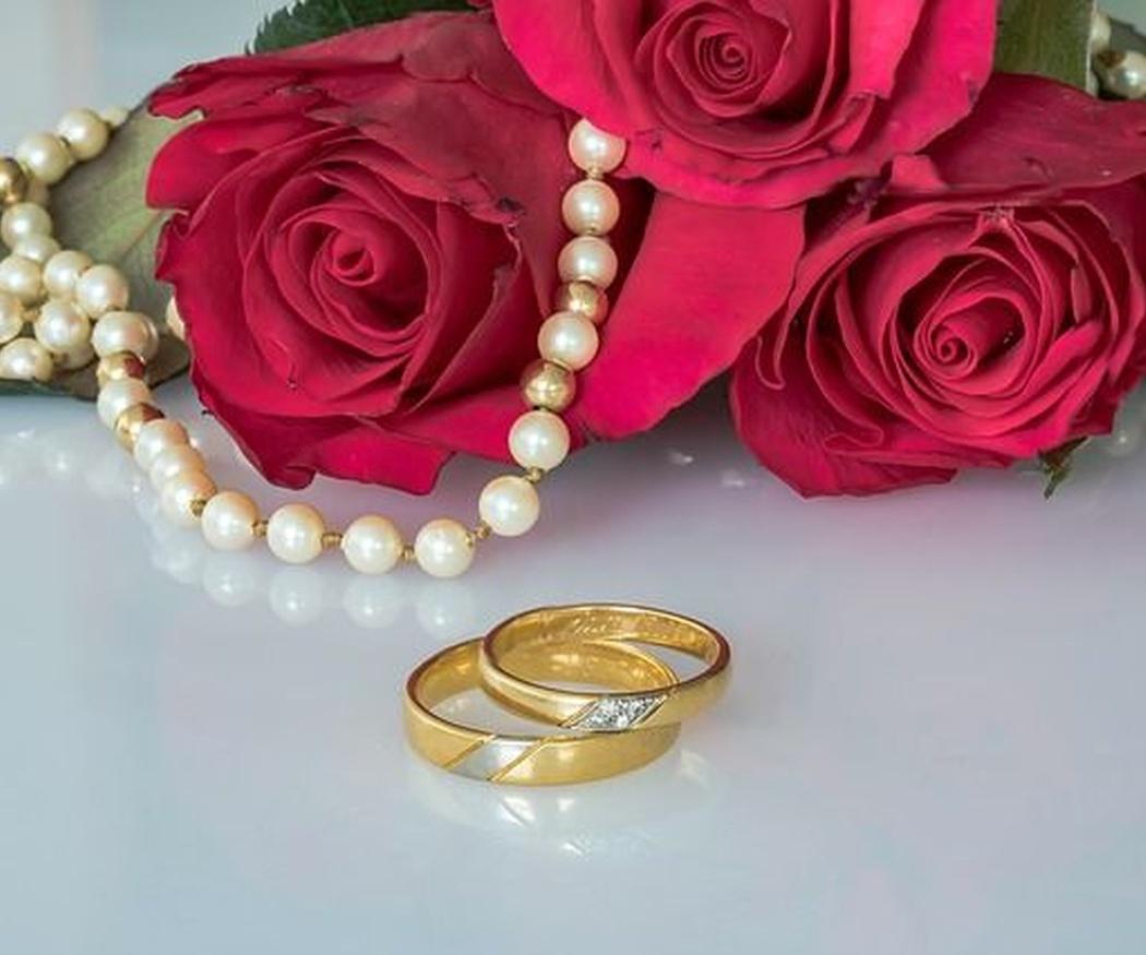 Sugerencias para celebrar las bodas de oro