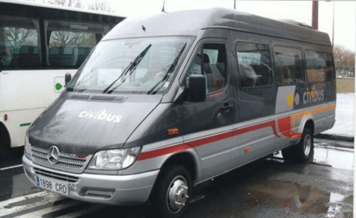 Alquiler de minibus en León