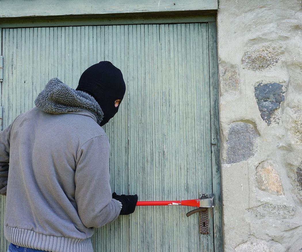 Las técnicas más utilizadas en los robos de viviendas