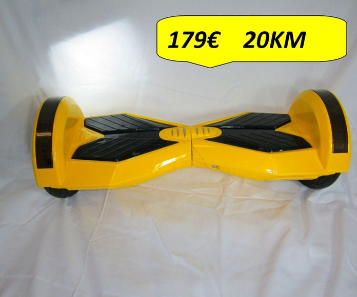 HOVERBOARD CON BLUETOOTH DE  8""
