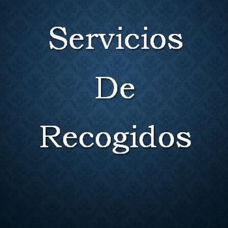 Recogidos: Servicios de HI STILO
