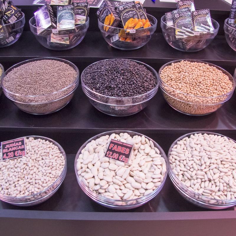Legumbres: Productos de Gourmet Jorge