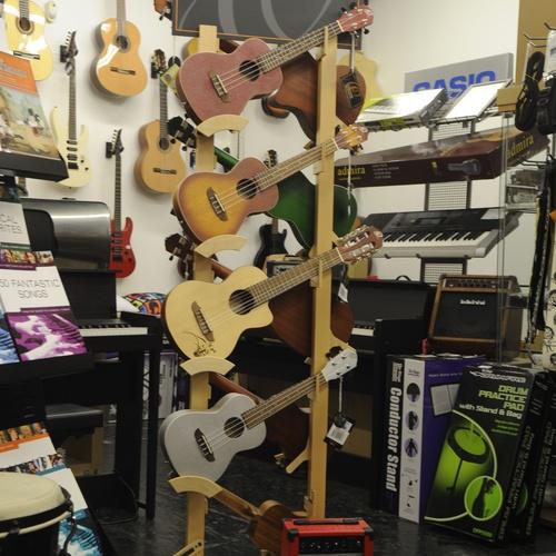 Tienda de instrumentos musicales en Bizkaia