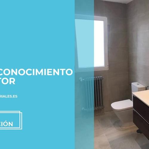 Venta de materiales de construcción de baños en Granada   Pavibaño