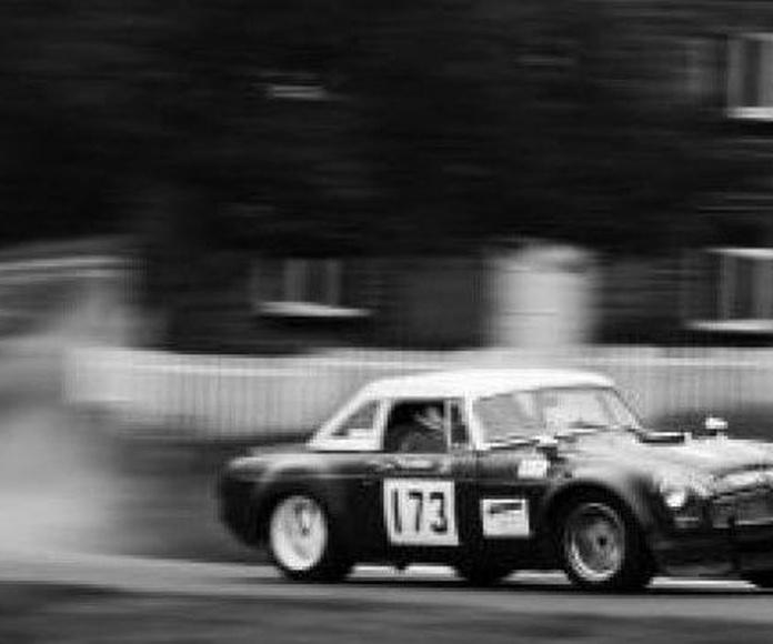 taller coches de carreras bilbao