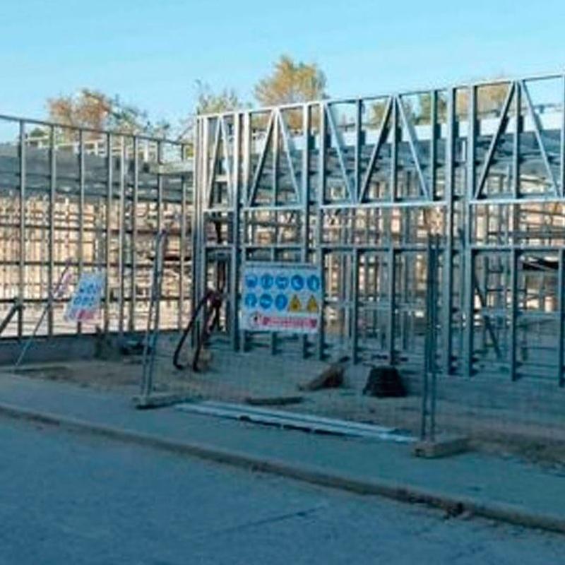 Steel Frame: Catálogo de Perfiles Madrid