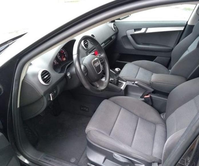 AUDI A3 2.0TDI SPORTBACK: Compra venta de coches de CODIGOCAR