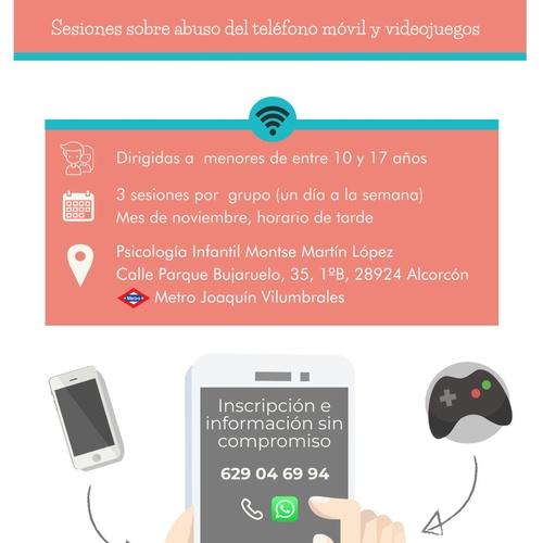 Prevención de adicciones nuevas tecnologías.