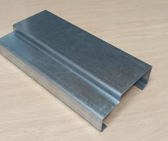 Barandilla de acero inoxidable: Productos y servicios de Técnicas del Metal Joal