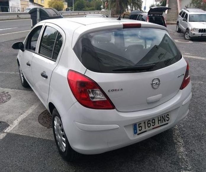 OPEL CORSA 1.3CDTI 16V ECO FLEX 117700KM!!: Compra venta de coches de CODIGOCAR